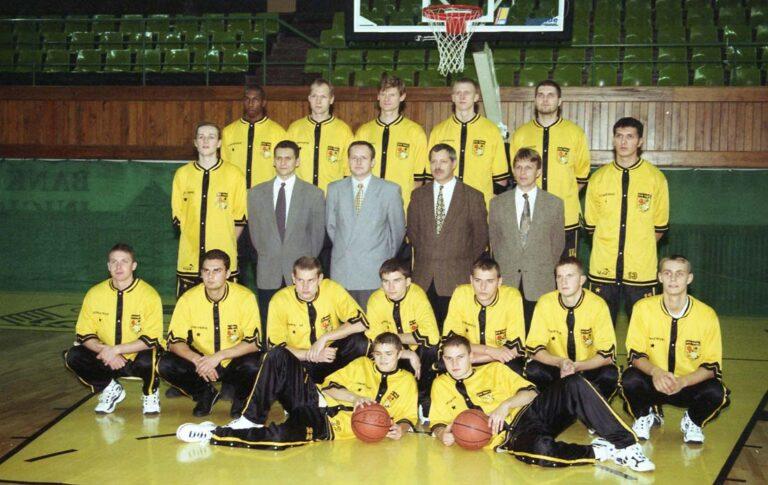 Tref Sopot - galeria z lat 1996-1997